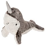 Mary Meyer Marshmallow Zoo Nikko Narwhal Soft Toy