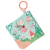 Mary Meyer Fairyland Mouse Crinkle Teether