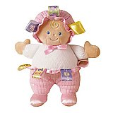 Mary Meyer Taggies Baby Doll 8 inch